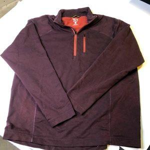 Mountain Hardware 1/4 Zip Pullover Sweatshirt XL